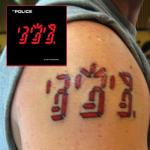 My Police Tattoo